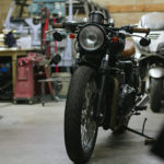 Kimberly's 2007 Bonneville by Aspire Cycle